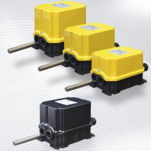 Rotary limit switches