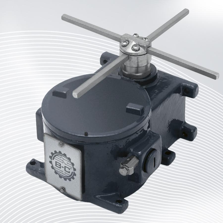 ATEX Kreuzhebelendschalter, IECEx Kreuzendschalter AlphaX B-COMMAND