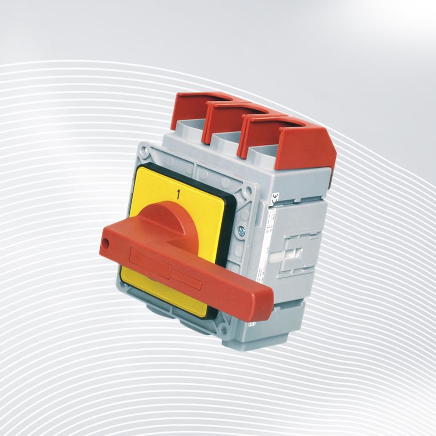 Hauptschalter-Lasttrennschalter-Reparaturschalter-4-Loch-Befestigung-Einbauversion-B-COMMAND