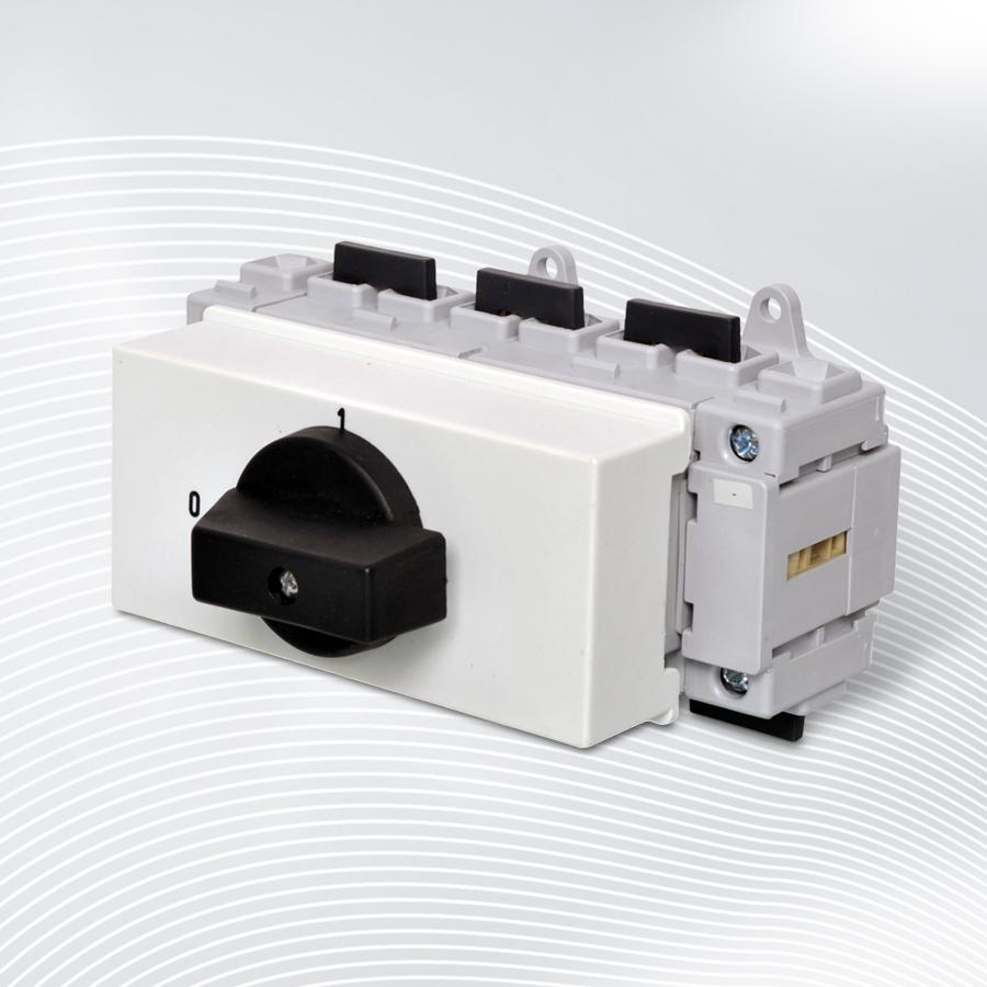 Hauptschalter-Lasttrennschalter-Nockenschalter-Reparaturschalter-DIN-Verteilung-Normausschnitt-B-COMMAND