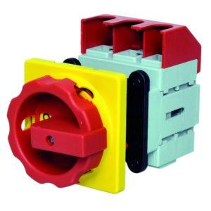 Hauptschalter-Lasttrennschalter-Nockenschalter-Reparaturschalter-Zentralbefestigung-B-COMMAND