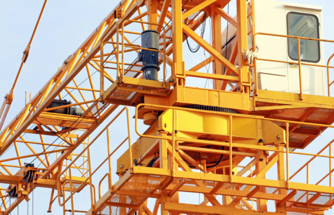 Slewing Mechanism of Tower Crane